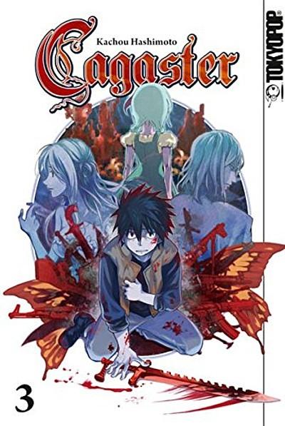 Cagaster 3 - Das Cover