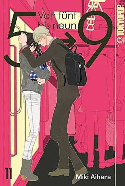 Von fünf bis neun 5->9 11 - Das Cover
