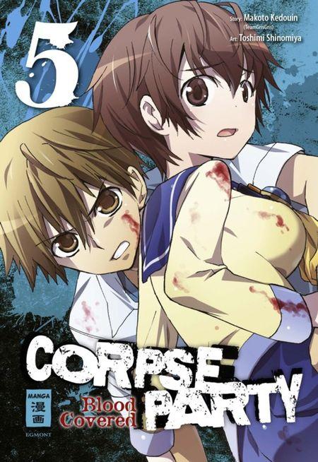 Corpse Party 5 - Das Cover