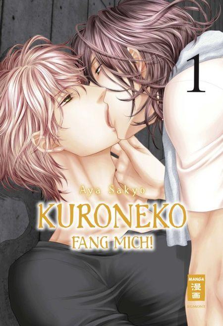 Kuroneko - Fang mich! 1 - Das Cover