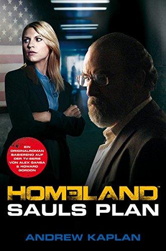 Homeland: Saul's Plan - Das Cover