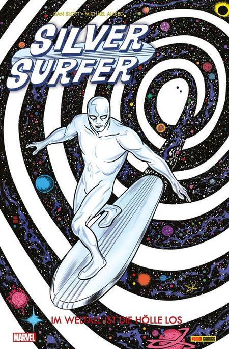 Silver Surfer 3: Im Weltall ist die Hölle los - Das Cover