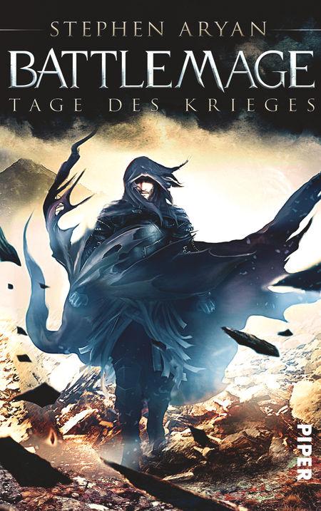 Battlemage: Tage des Krieges - Das Cover