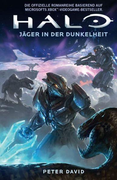 HALO - Jäger in der Dunkelheit - Das Cover