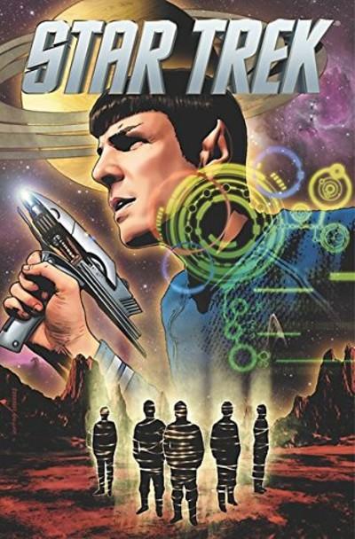 Star Trek Comicband 12: Die neue Zeit 7 - Das Cover