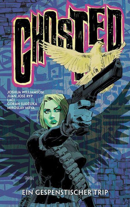 Ghosted 4: Ein gespenstischer Trip - Das Cover