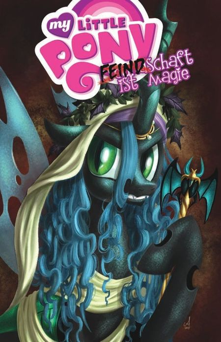 My Little Pony: Feindschaft ist Magie - Das Cover