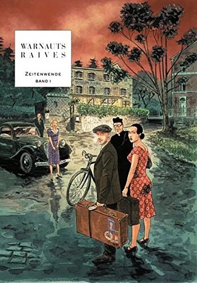 Zeitenwende 1 - Das Cover
