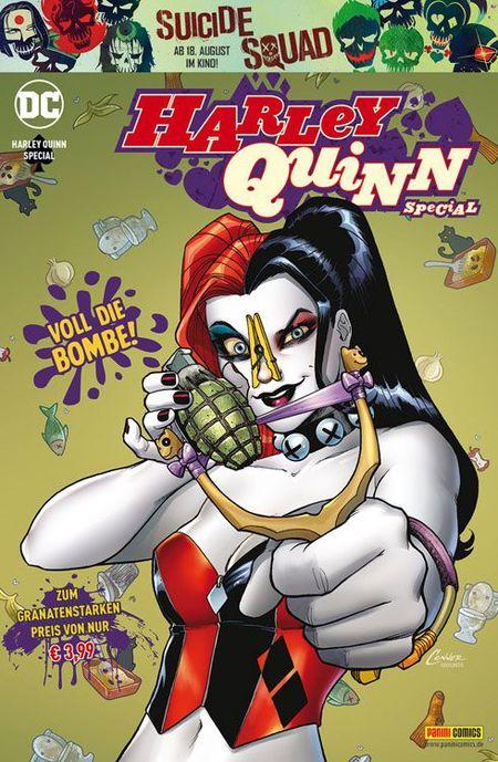 Harley Quinn Special - Das Cover