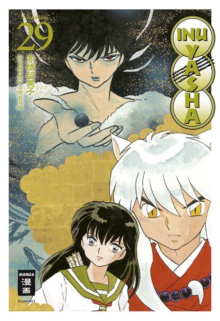 Inu Yasha New Edition 29 - Das Cover
