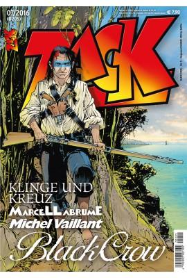 Zack 205 - Das Cover