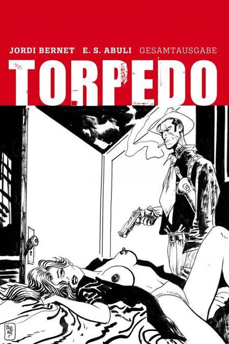 Torpedo Gesamtausgabe - Das Cover