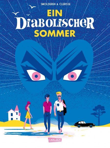 Ein diabolischer Sommer - Das Cover