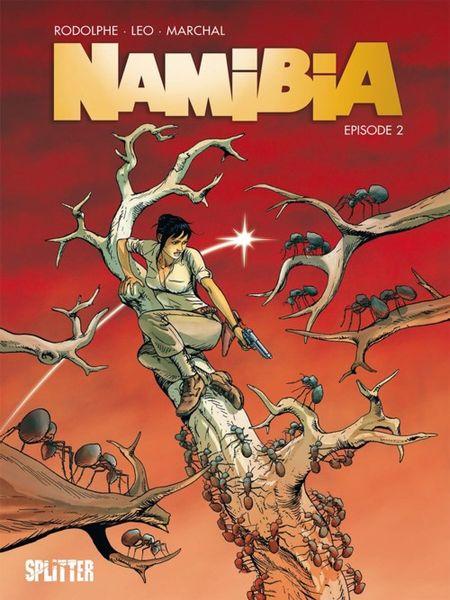 Namibia - Episode 2 - Das Cover
