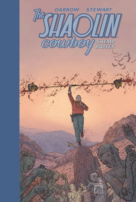 Shaolin Cowboy: Shemp Buffet - Das Cover