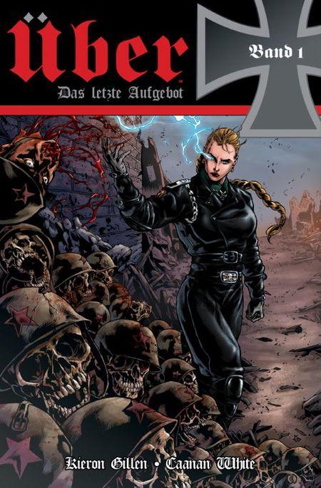 Über 1 - Das letzte Aufgebot - Das Cover