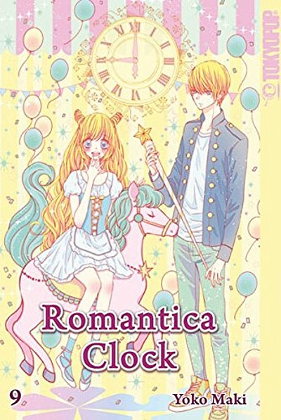 Romantica Clock 9 - Das Cover