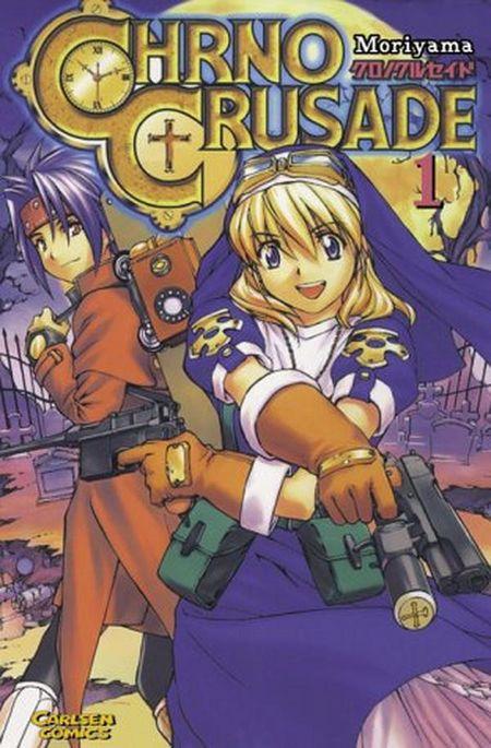 Chrno Crusade 1 - Das Cover