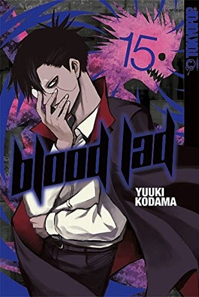 Blood Lad 15 - Das Cover