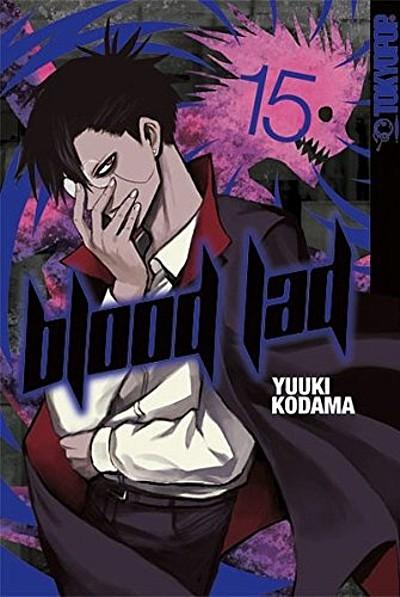 Blood Lad 15 - Das Cover