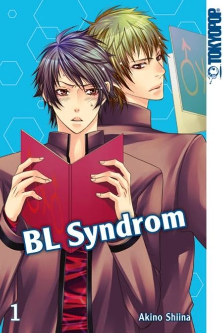 BL Syndrom 1 - Das Cover