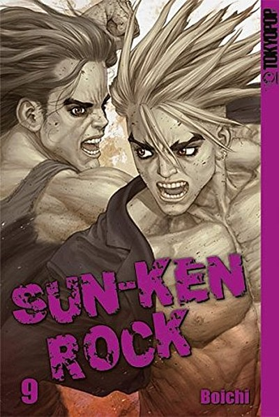Sun-Ken Rock 9 - Das Cover