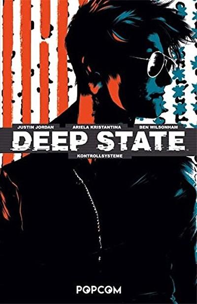 Deep State 2: Kontrollsysteme - Das Cover