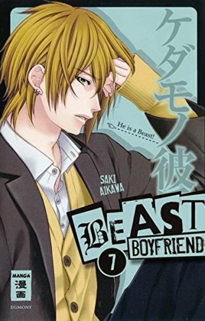 Beast Boyfriend 7 - Das Cover