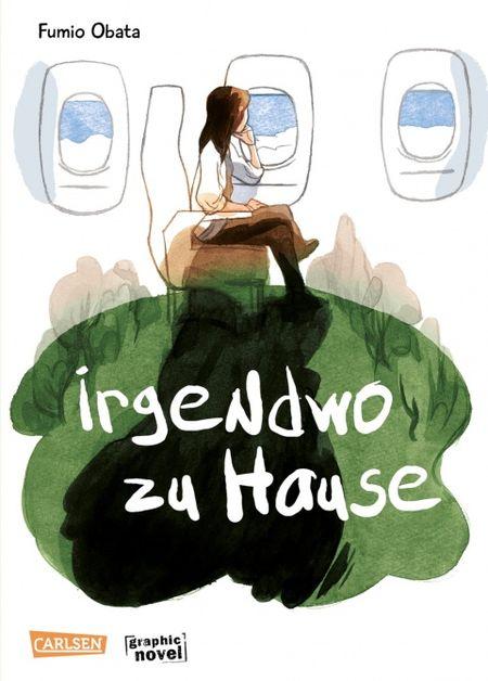 Irgendwo zu Hause - Das Cover