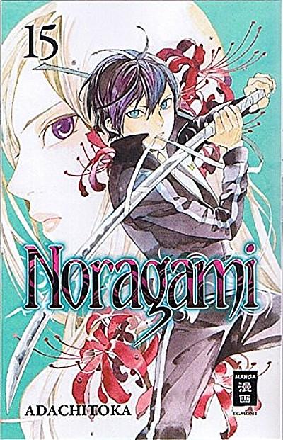 Noragami 15 - Das Cover