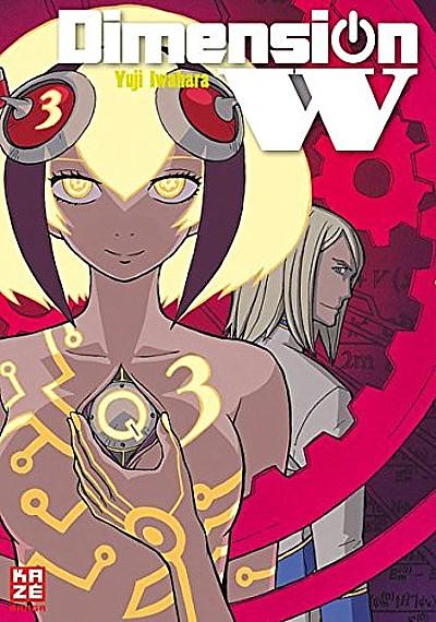 Dimension W 3 - Das Cover