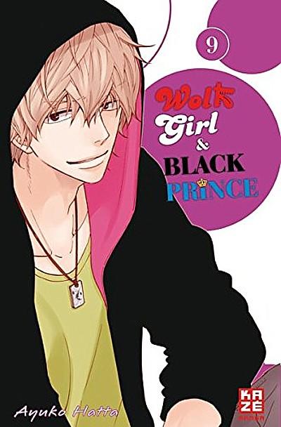 Wolf Girl & Black Prince 9 - Das Cover