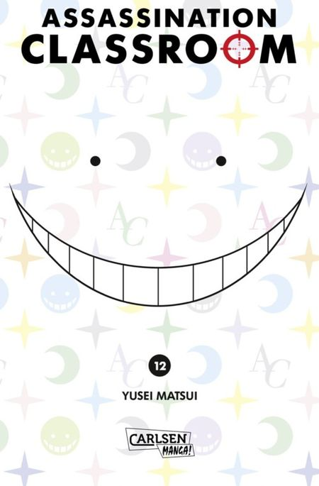 Assassination Classroom 12 - Das Cover