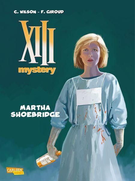 XIII Mystery - Martha Shoebridge - Das Cover