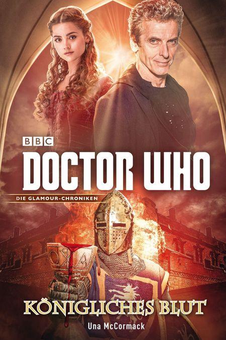 Doctor Who: Königliches Blut - Das Cover