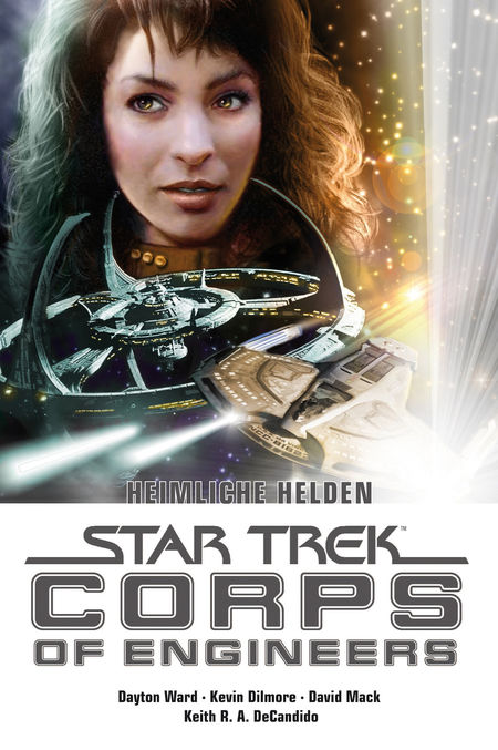 Star Trek - Corps of Engineers Sammelband 2 - Das Cover