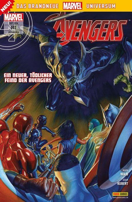 Avengers 2 - Das Cover