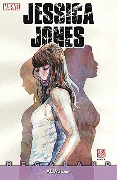 Jessica Jones: Alias 1 - Das Cover