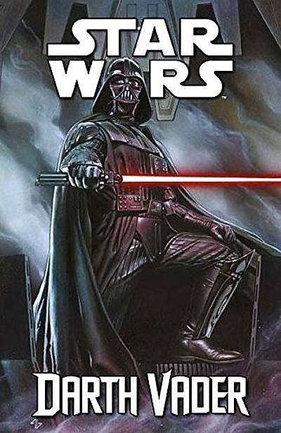 Star Wars Sonderband: Darth Vader - Das Cover