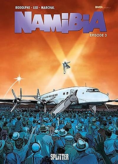 Namibia - Episode 3 - Das Cover
