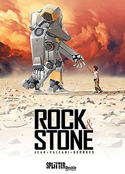 Rock & Stone - Das Cover