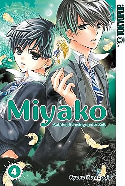 Miyako – Auf den Schwingen der Zeit 4 - Das Cover