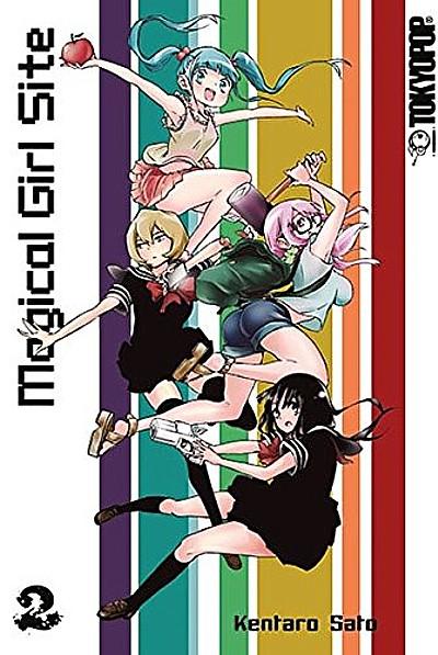 Magical Girl Site 2 - Das Cover