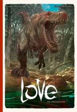 Love - Die Dinosaurier - Das Cover