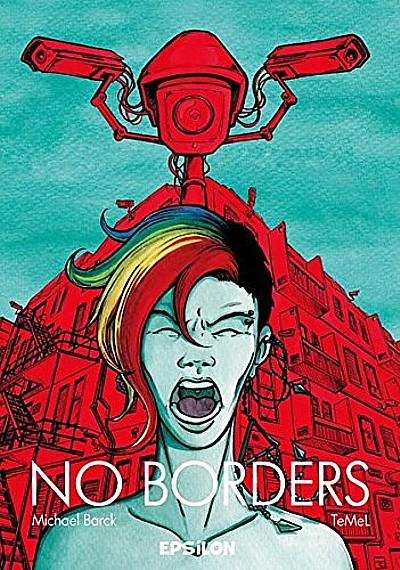 No Borders - Das Cover