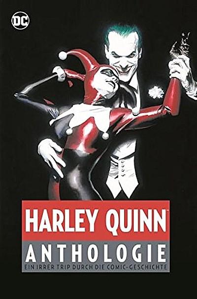 Harley Quinn Anthologie - Das Cover