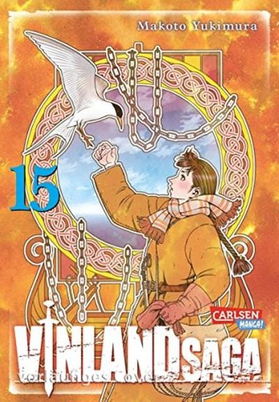 Vinland Saga 15 - Das Cover