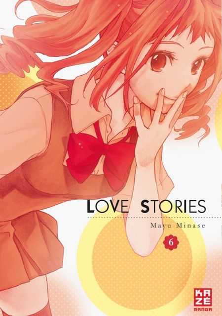 Love Stories 6 - Das Cover