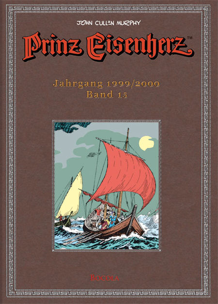 Prinz Eisenherz Band 15: Jahrgang 1999/2000 - Das Cover