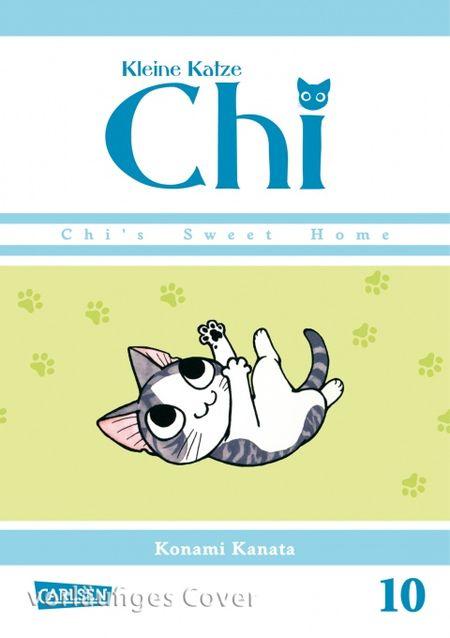 Kleine Katze Chi 10 - Das Cover
